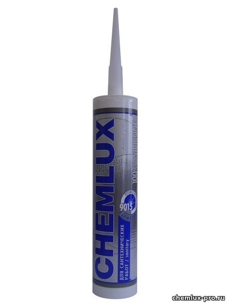 Chemlux 9015 – герметик санитарный кислотный