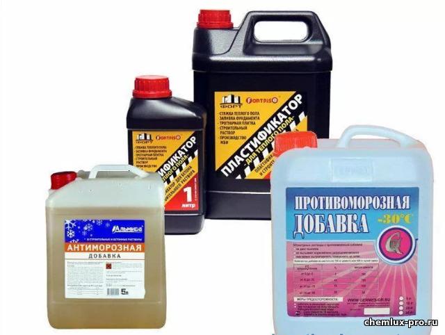 добавки для герметиков