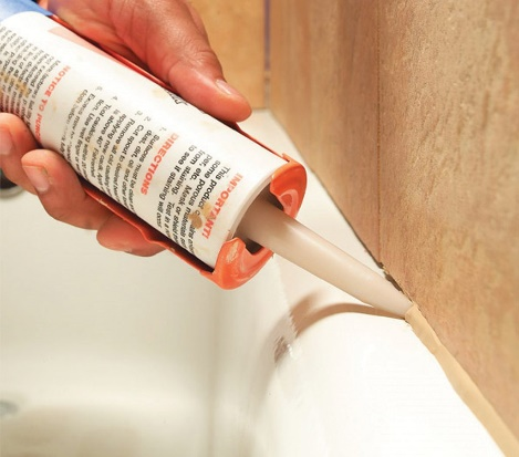 герметик для домашнего применения